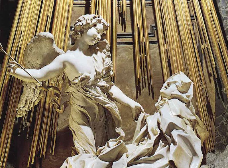 3.3 The ecstasy of St Theresa by Bernini