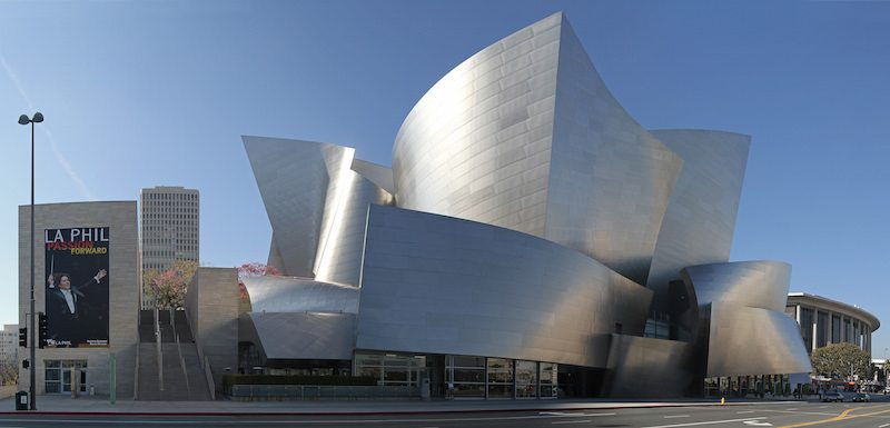 7.1 Walt Disney Concert Hall
