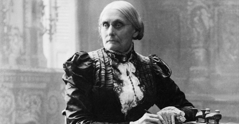 7.2 Susan B. Anthony