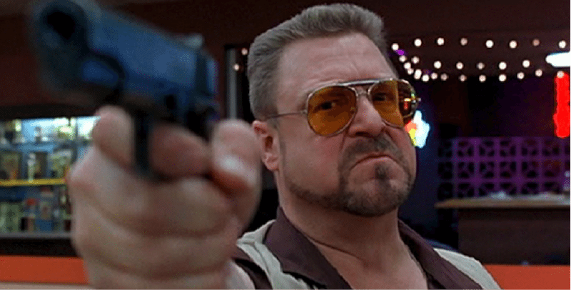 Your emotional brain and Walter Sobchak (The Big Lebowski): Something in common